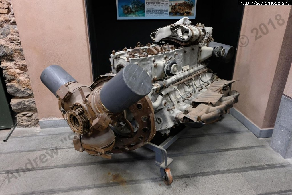 Walkaround Junkers Jumo 211, Museo Storico dello Sbarco in Sicilia 1943, Catania, Sicilia, Italy Закрыть окно