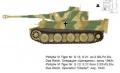 Звезда 1/72 Т-VI Tiger Das Reich