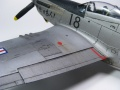 Airfix 1/48 North American (South Korean) F-51D Mustang