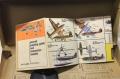Обзор Frog/Airlines 1/72 Vickers Vimy