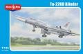 Обзор Микро-Мир 1/144 Ту-22КД и Ту-22У