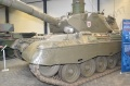 Walkaround основной боевой танк Leopard 1A4, German Tank Museum, Munster, Germany