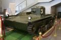 Walkaround малый плавающий танк Т-38, выставка Хобби-2012, Крокус-Экспо, Москва, Россия