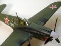 HobbyBoss 1/48 P-40M Kitty Hawk - Схематическая модель