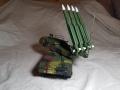Meng 1/35 9К37 Бук-М1 - Самоходный зенитный ракетный комплекс