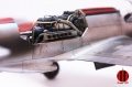 Tamiya/Aires 1/48 Dornier Do-335 - Гоночная Стрела