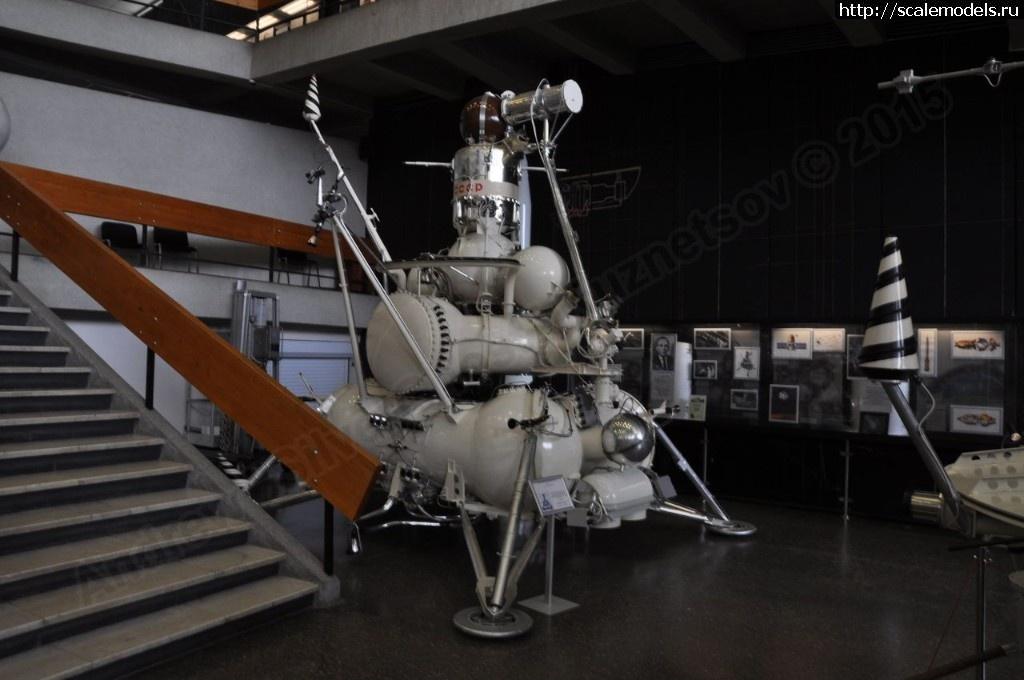 Walkaround копия автоматической станции Луна-16, Государственный музей истории космонавтики, Калуга Закрыть окно