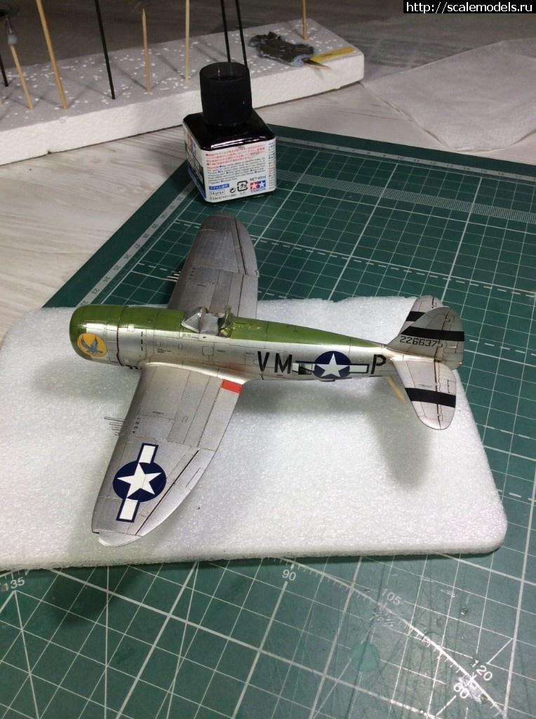 #1523425/ P-47D  Tamiya 1/72 - ГОТОВО Закрыть окно
