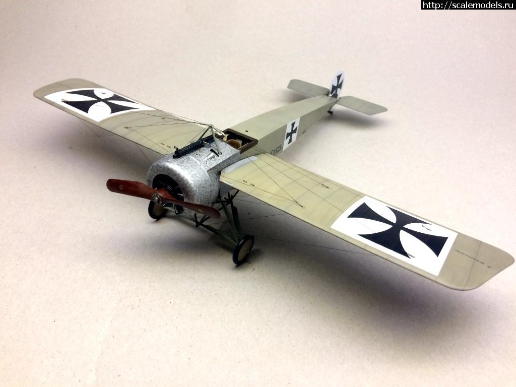 #1523716/ Wingnut Wings 1/32 Fokker E.III - ГОТОВО! Закрыть окно