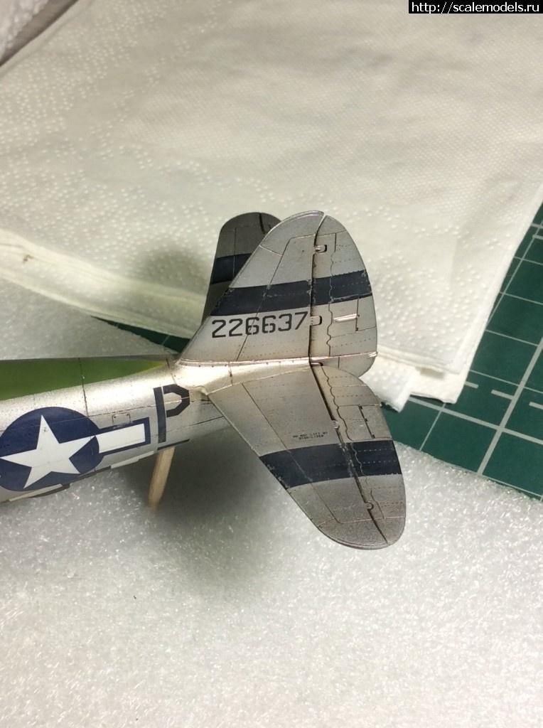#1525295/ P-47D  Tamiya 1/72 - ГОТОВО Закрыть окно