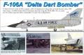 Новые декали UpRise: F-106/F-5E/BAe Hawk/P-8A