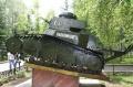 Walkaround легкий пехотный танк Т-18 (МС-1), музей бронетанкового вооружения и техники, Кубинка