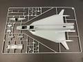 Анонс Kinetic Model 1/48 General Dynamics F-16XL-2 литники