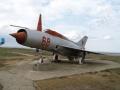 Walkaround МиГ-21ПФС б/н 68, Музей военной техники Военная горка, Темрюк, Краснодарский край, Россия