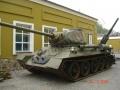 Walkaround средний танк Т-34-85, Музей Техники Вадима Задорожного, Архангельское, Россия