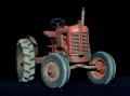 Thunder 1/35 Американский трактор Case vai