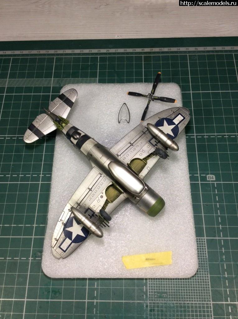 #1526041/ P-47D  Tamiya 1/72 - ГОТОВО Закрыть окно