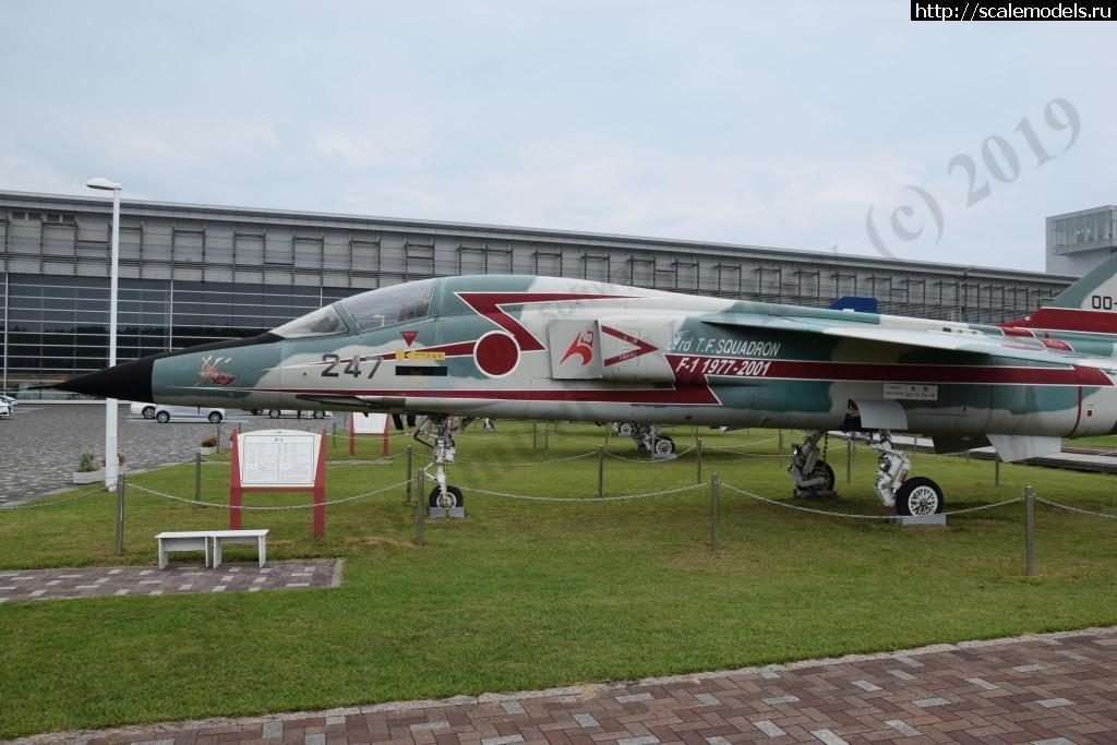 Walkaround Mitsubishi F-1 JASDF 00-247, Misawa, Japan  Закрыть окно