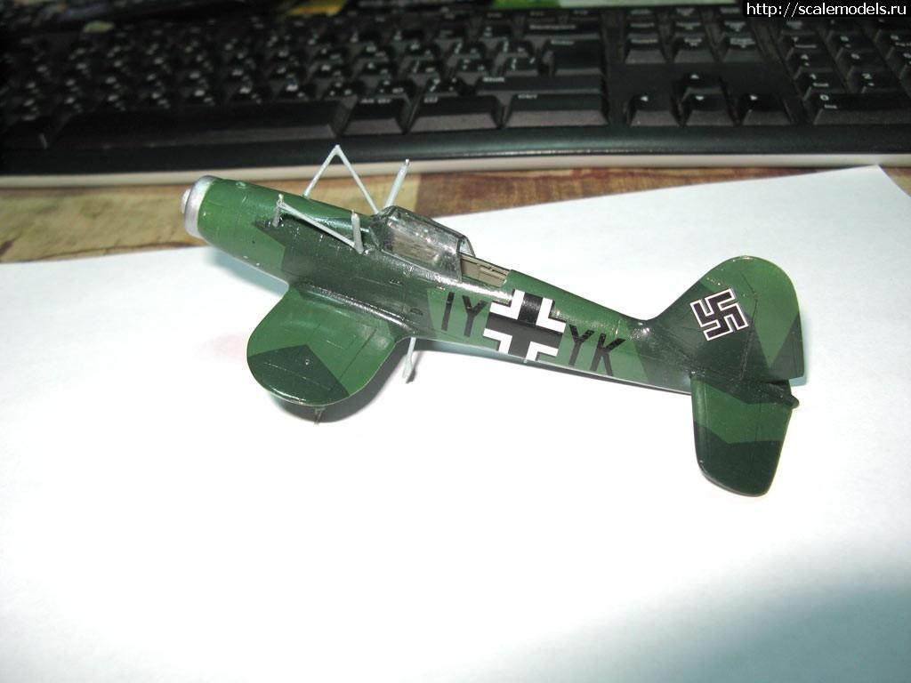 #1526821/ Heinkel He 114A  Mach2 1:72 - Выстругаем буратина!!!  ГОТОВО Закрыть окно