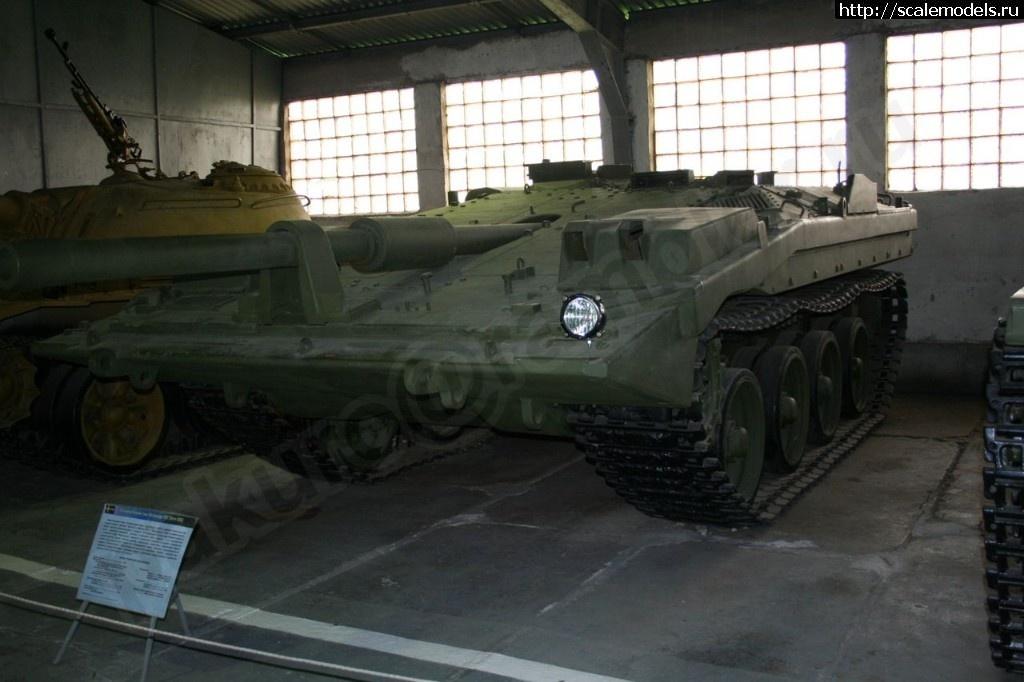 Walkaround основной боевой танк Stridsvagn 103 (Strv 103), Танковый музей, Кубинка, Россия Закрыть окно
