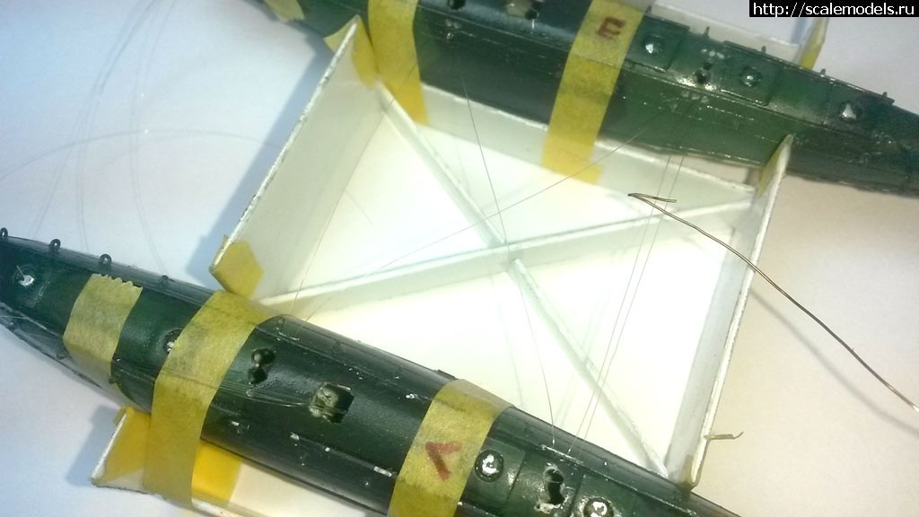 #1528245/ Heinkel He 114A  Mach2 1:72 - Выстругаем буратина!!!  ГОТОВО Закрыть окно