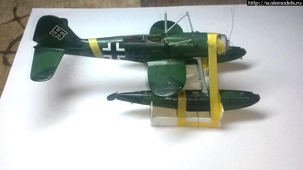 #1528622/ Heinkel He 114A  Mach2 1:72 - Выстругаем буратина!!!  ГОТОВО Закрыть окно