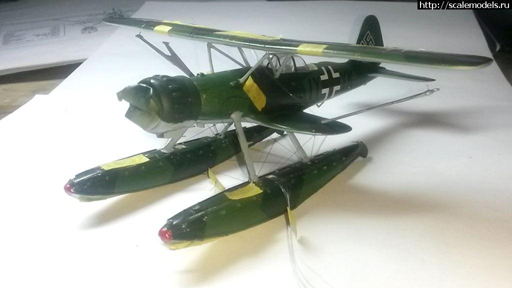 #1528984/ Heinkel He 114A  Mach2 1:72 - Выстругаем буратина!!!  ГОТОВО Закрыть окно