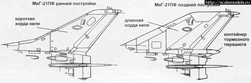 #1530994/ Звезда 1/72 МиГ-21ПФМ(#11203) - обсуждение Закрыть окно