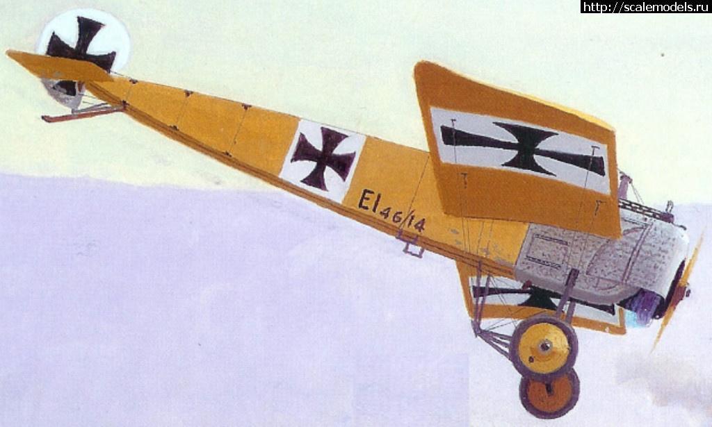 Group Build: Fokker Aeroplanbau Закрыть окно