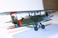 Azur 1/72 P-Z, самолет-разведчик в Испании