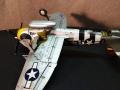 Tamiya 1/72 Republic P-47D Thunderbolt 512th Fighter Squadron