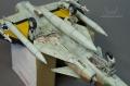 Конверсия Hasegawa 1/72 IAI KFIR C2 1975  - Француз по-израильски...
