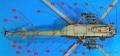 Hobbyboss 1/72 МИ-4АВ - Советский вертолет огневой поддержки