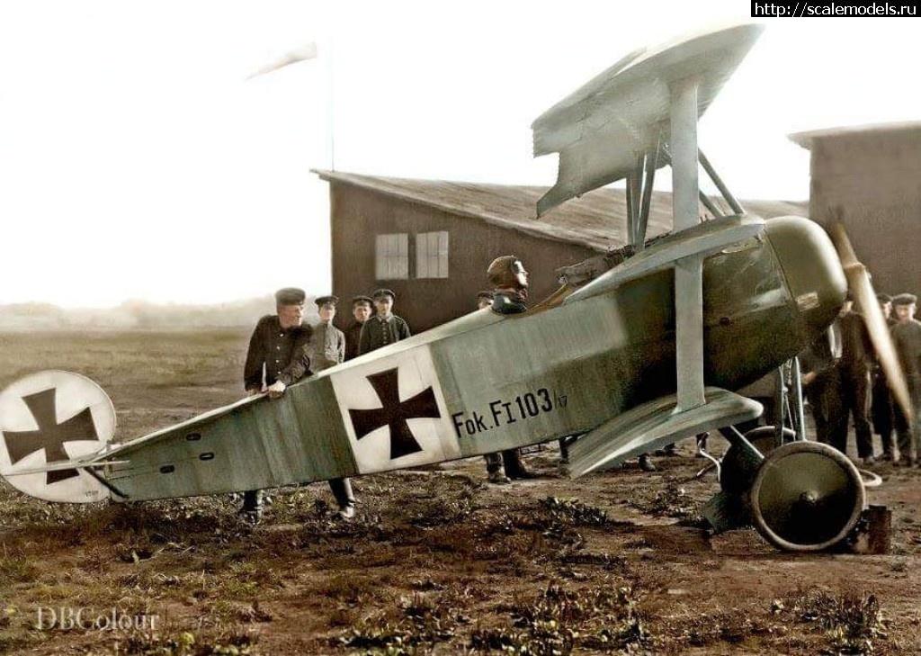 "#1533588/ Eduard 1/48 FokkerDr.I""Kennscht mi noch?""- ГОТОВО! Закрыть окно"