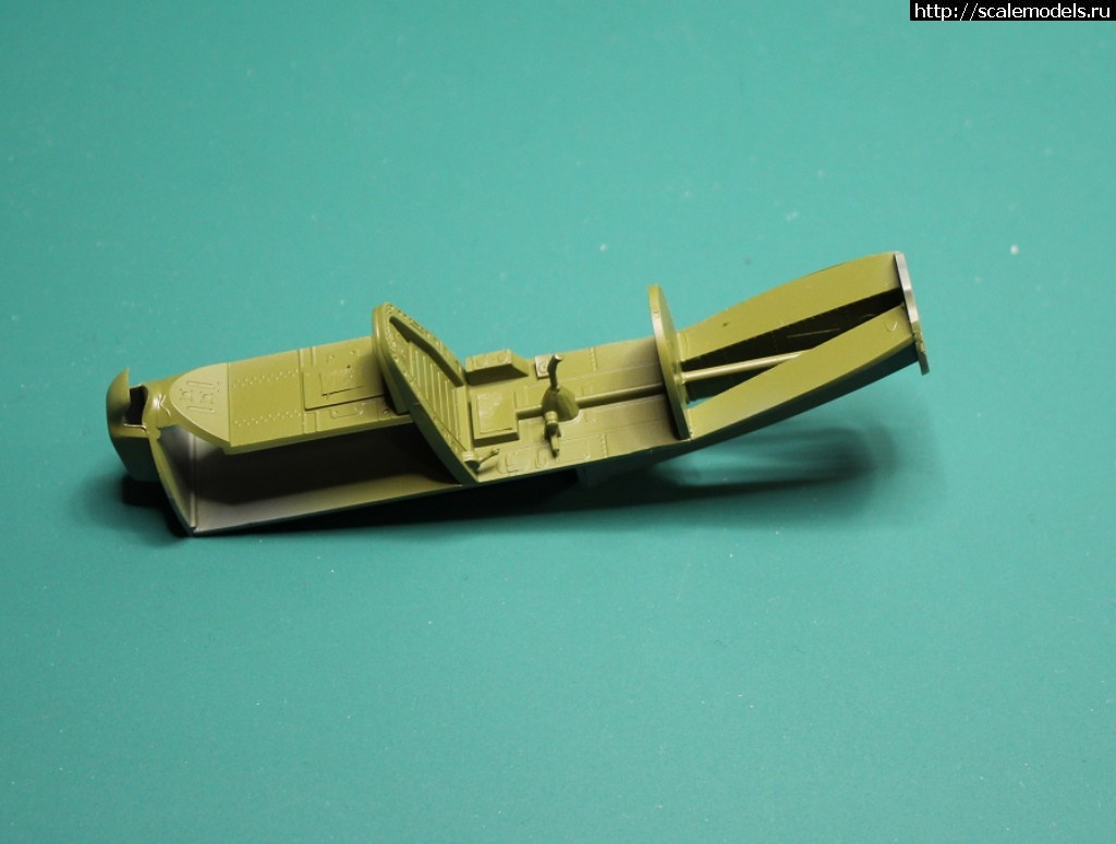 #1534045/ Eduard 1/48 P-39 Airacobrа ГОТОВО! Закрыть окно