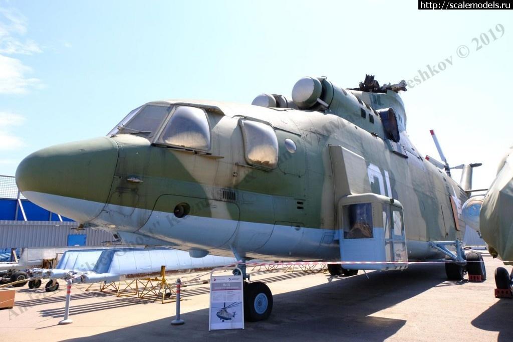 Walkaround Ми-26 первый прототип,  МВЗ им. Миля, Томилино, Московская область, Россия Закрыть окно