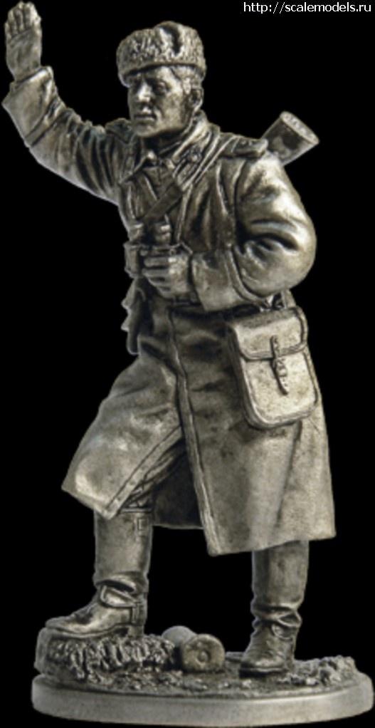Старший сержант - артиллерист, командир орудия, 1943-45 гг. Закрыть окно