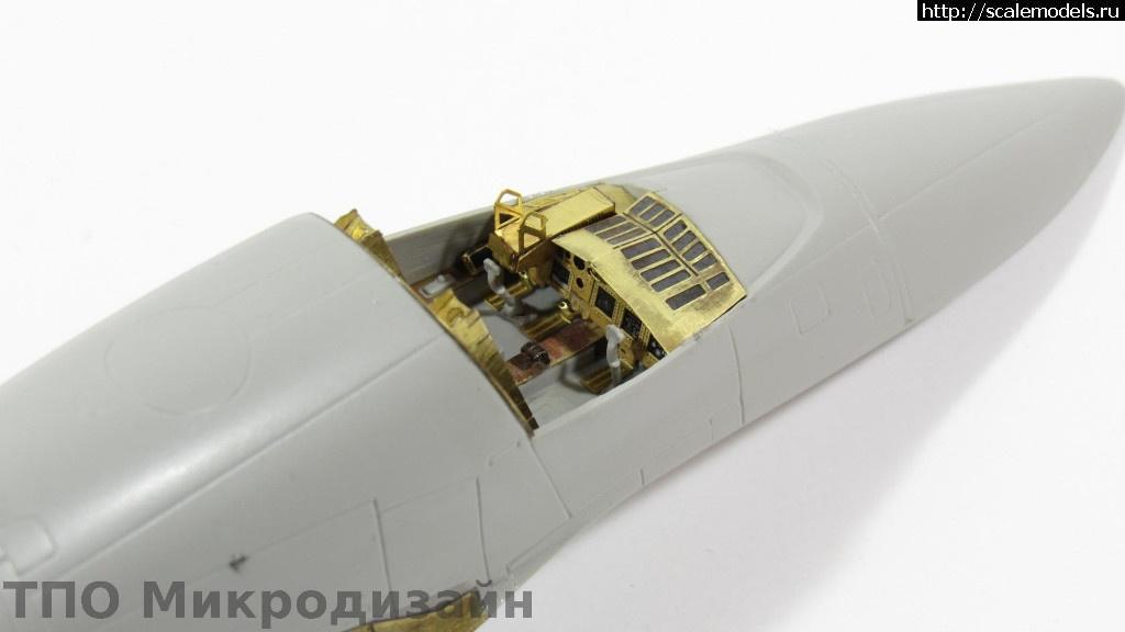 Анонс Микродизайн 1/72 травление для кабины Су-34 (Звезда) Закрыть окно