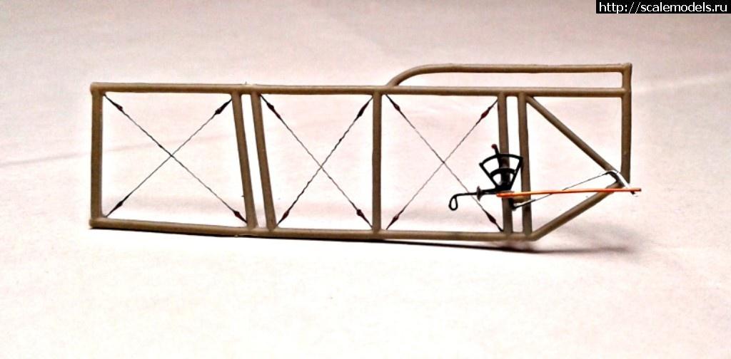#1539529/ EDUARD . 1/48 . Fokker E.II / E.III - ГОТОВО Закрыть окно