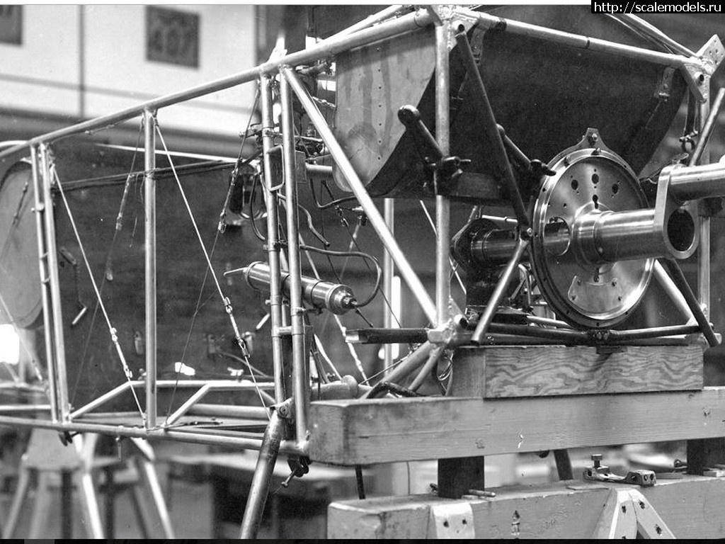#1539738/ EDUARD . 1/48 . Fokker E.II / E.III - ГОТОВО Закрыть окно
