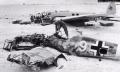 He-111H-5 и Bf-109F - На задворках большой войны