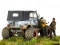 1/72 УАЗ-469 на шинах Я-170