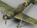 Eduard 1/48 FW 190A-5 - Бычок Вальтера Новотны