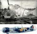 Звезда 1/72 Ла-5ФН, 159 ГИАП, Ленинград, лето 1944, машина Кузина А.В.
