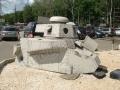 Walkaround корпус легкого танка Т-18 (МС-1), Музей Техники Вадима Задорожного, Архангельское, Россия