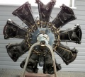 Walkaround авиационный двигатель Швецов М-25, Чкаловск, Нижегородская область, Россия