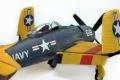 Testors 1/48 F8F-2D Bearcat – Кунг-Фу с Пандой, часть 2.