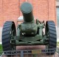 Walkaround 8-дюймовая гаубица Mk.VI, Музей артиллерии инженерных войск и связи, Санкт-Петербург