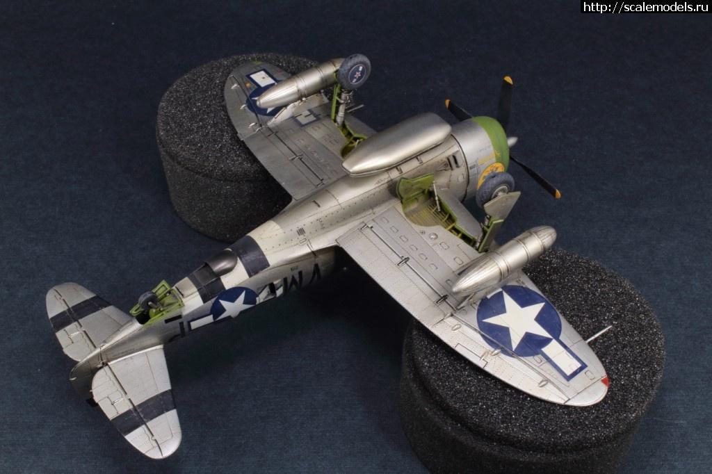 #1539992/ P-47D  Tamiya 1/72 - ГОТОВО Закрыть окно