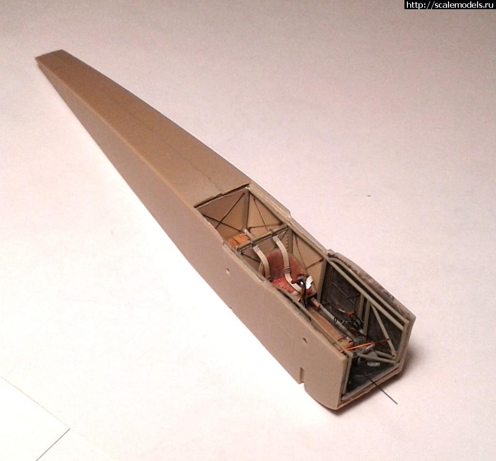 #1540147/ EDUARD . 1/48 . Fokker E.II / E.III - ГОТОВО Закрыть окно
